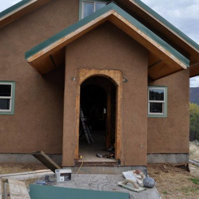 Earthen Elements natural eco-friendly builder in western Colorado